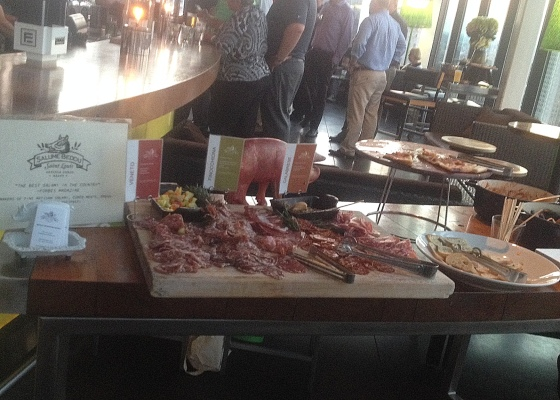 meat table